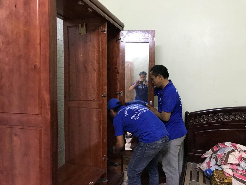 Dịch vụ chuyển nhà tại cẩm phả chuyển nghiệp